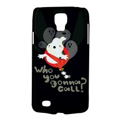 Who You Gonna Call Samsung Galaxy S4 Active (i9295) Hardshell Case