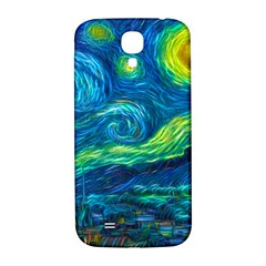 Starry Night Samsung Galaxy S4 I9500/I9505  Hardshell Back Case
