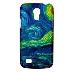 Starry Night Samsung Galaxy S4 Mini Hardshell Case