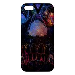 Third Eye Cosmic iPhone 5 Premium Hardshell Case