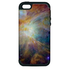 Space Apple Iphone 5 Hardshell Case (pc+silicone)