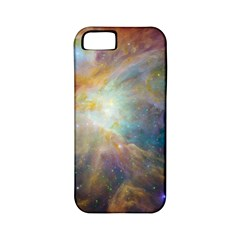 Space Apple iPhone 5 Classic Hardshell Case (PC+Silicone)