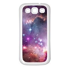 Cosmic Case Samsung Galaxy S3 Back Case (white)