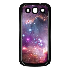Cosmic Case Samsung Galaxy S3 Back Case (Black)