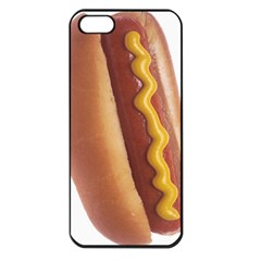 Hotdog Apple iPhone 5 Seamless Case (Black)