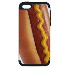 Hotdog Apple Iphone 5 Hardshell Case (pc+silicone)