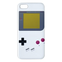 Handheld Gaming iPhone 5S Premium Hardshell Case