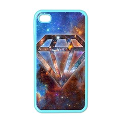 Cosmic Diamond Apple iPhone 4 Case (Color)