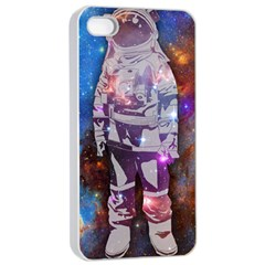 The Astronaut Apple iPhone 4/4s Seamless Case (White)