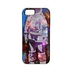 The Astronaut Apple iPhone 5 Classic Hardshell Case (PC+Silicone)