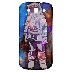 The Astronaut Samsung Galaxy S3 S III Classic Hardshell Back Case