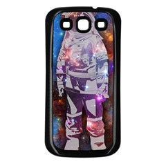 The Astronaut Samsung Galaxy S3 Back Case (Black)