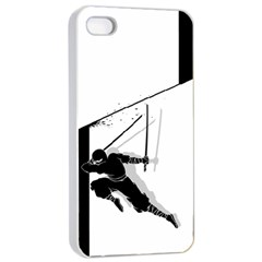 Slice Apple iPhone 4/4s Seamless Case (White)