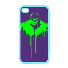 Incredible green Apple iPhone 4 Case (Color)