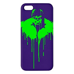 Incredible Green Iphone 5 Premium Hardshell Case
