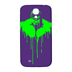 Incredible green Samsung Galaxy S4 I9500/I9505  Hardshell Back Case