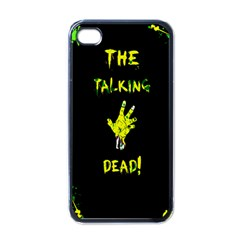 The Talking Dead Apple Iphone 4 Case (black)