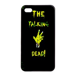 The Talking Dead Apple iPhone 4/4s Seamless Case (Black)