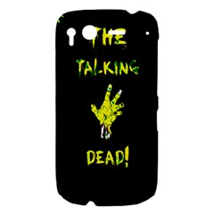 The Talking Dead HTC Desire S Hardshell Case