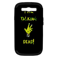 The Talking Dead Samsung Galaxy S III Hardshell Case (PC+Silicone)