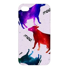 CowCow...cow. Apple iPhone 4/4S Premium Hardshell Case
