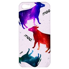 Cowcow   Cow  Apple Iphone 5 Hardshell Case