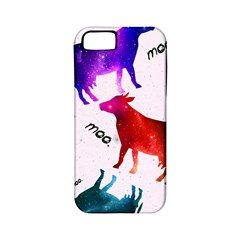 CowCow...cow. Apple iPhone 5 Classic Hardshell Case (PC+Silicone)