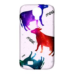 CowCow...cow. Samsung Galaxy S4 Classic Hardshell Case (PC+Silicone)