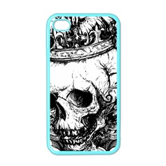 Skull King Apple Iphone 4 Case (color)