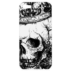 Skull King Apple iPhone 5 Hardshell Case