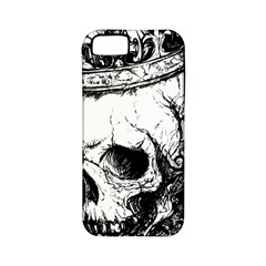 Skull King Apple Iphone 5 Classic Hardshell Case (pc+silicone)