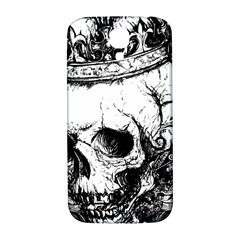 Skull King Samsung Galaxy S4 I9500/I9505  Hardshell Back Case