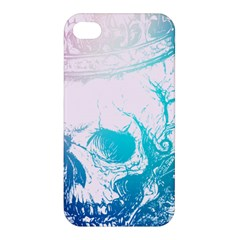 Skull King Colors Apple iPhone 4/4S Premium Hardshell Case