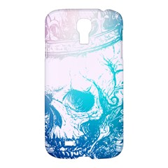 Skull King Colors Samsung Galaxy S4 I9500/I9505 Hardshell Case
