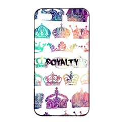 royalty Apple iPhone 4/4s Seamless Case (Black)