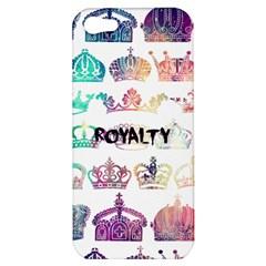 Royalty Apple Iphone 5 Hardshell Case