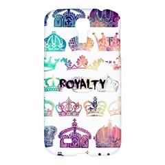 Royalty Samsung Galaxy S4 I9500/i9505 Hardshell Case