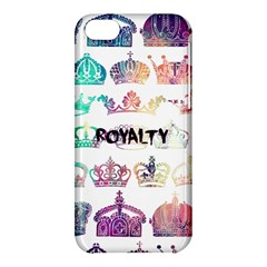 Royalty Apple Iphone 5c Hardshell Case