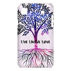 Tree of live laugh love. Samsung Galaxy S i9008 Hardshell Case