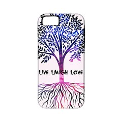 Tree of live laugh love. Apple iPhone 5 Classic Hardshell Case (PC+Silicone)