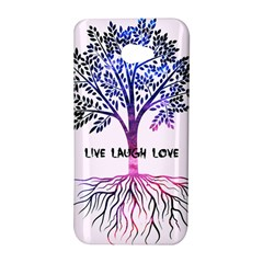 Tree of live laugh love. HTC Butterfly S/HTC 9060 Hardshell Case