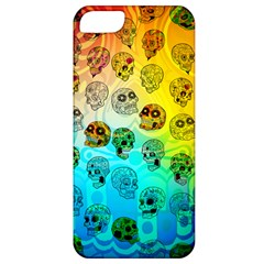 Sugary Skulls Apple iPhone 5 Classic Hardshell Case