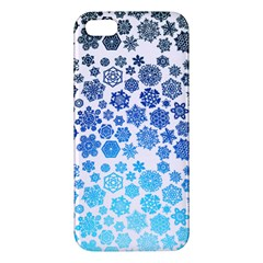 Let It Snow iPhone 5 Premium Hardshell Case