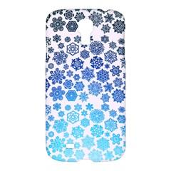 Let It Snow Samsung Galaxy S4 I9500/i9505 Hardshell Case