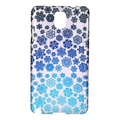 Let It Snow Samsung Galaxy Note 3 N9005 Hardshell Case
