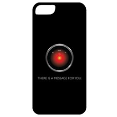 THERE IS A MESSAGE FOR YOU. Apple iPhone 5 Classic Hardshell Case