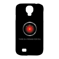 THERE IS A MESSAGE FOR YOU. Samsung Galaxy S4 Classic Hardshell Case (PC+Silicone)