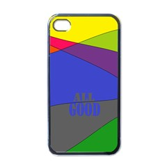 oh right Apple iPhone 4 Case (Black)