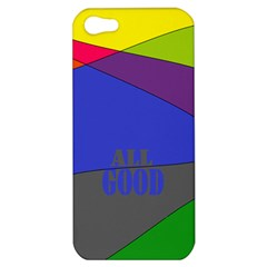 oh right Apple iPhone 5 Hardshell Case