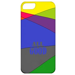 oh right Apple iPhone 5 Classic Hardshell Case